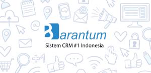 Barantum CRM terbaik indonesia