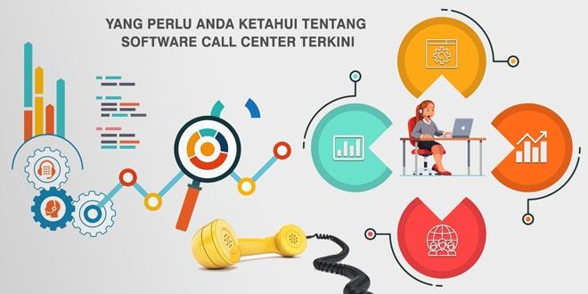 hal penting tentang software call center