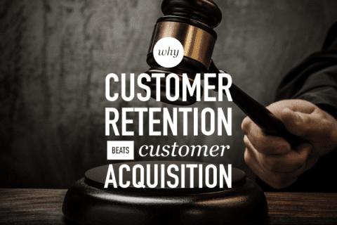 pelanggan lama vs pelanggan baru