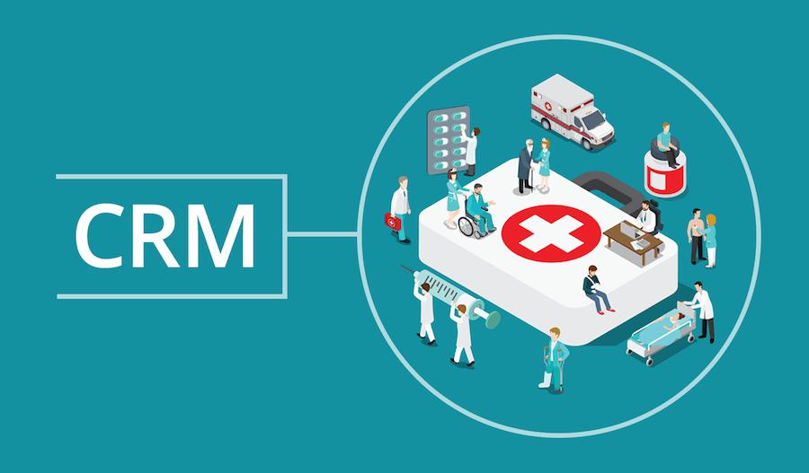 CRM industri kesehatan