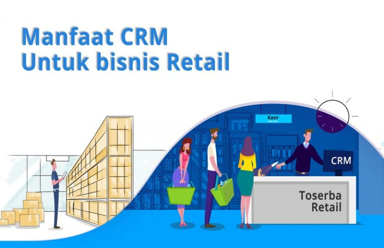 CRM bisnis ritel