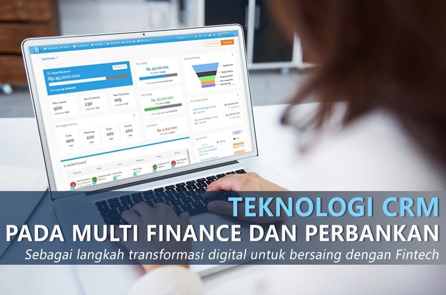 crm multi finance