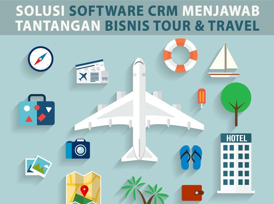 CRM untuk Bisnis Tour & Travel Ditengah Ketatnya Kompetisi