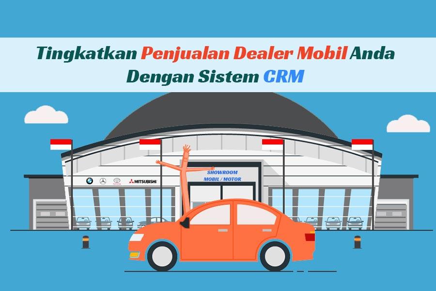crm dealer mobil
