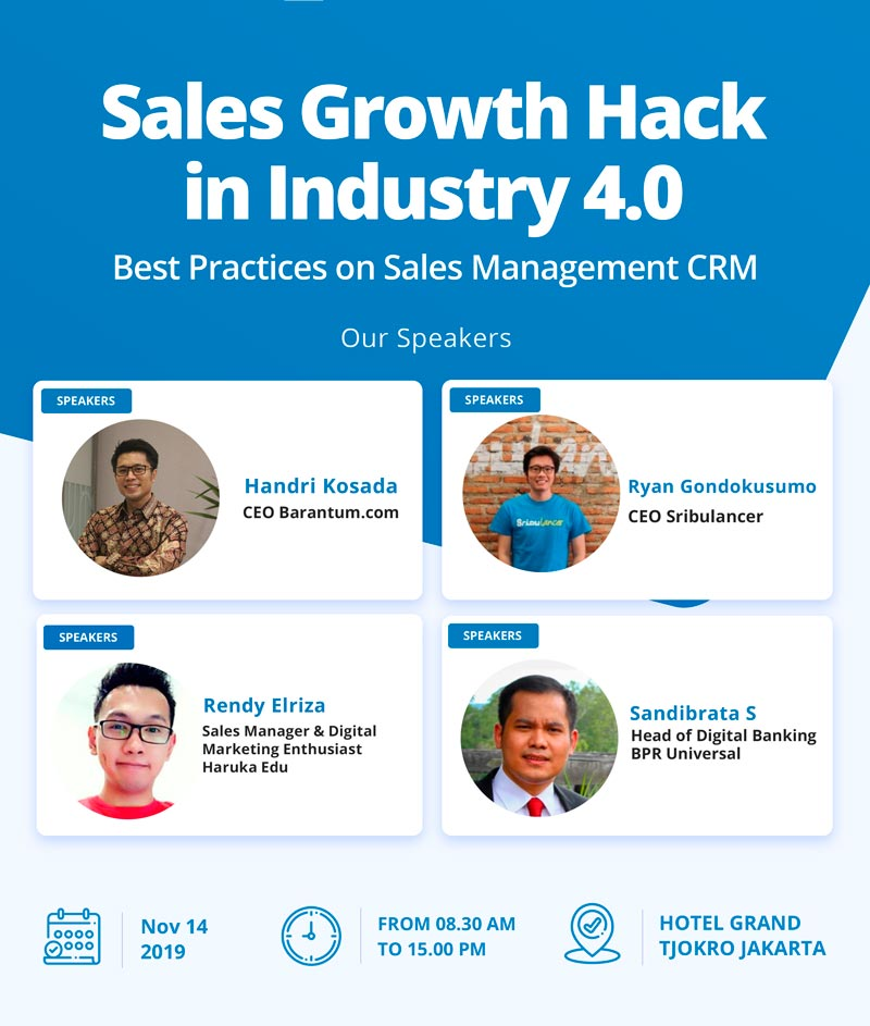 sales growth hack in industry 4.0
