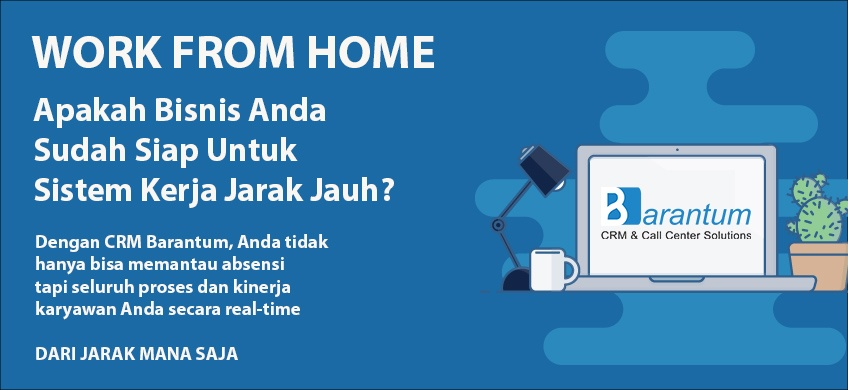 work from home crm barantum