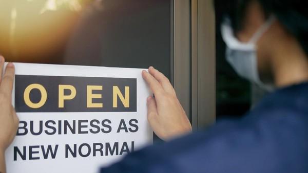 Bisnis menghadapi new normal