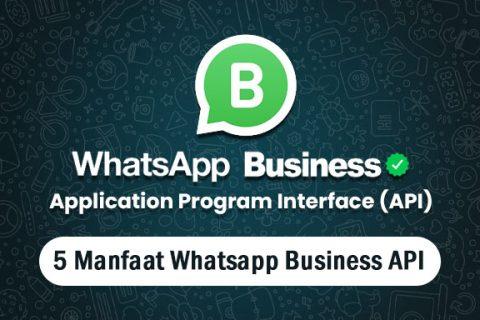manfaat whatsapp business api