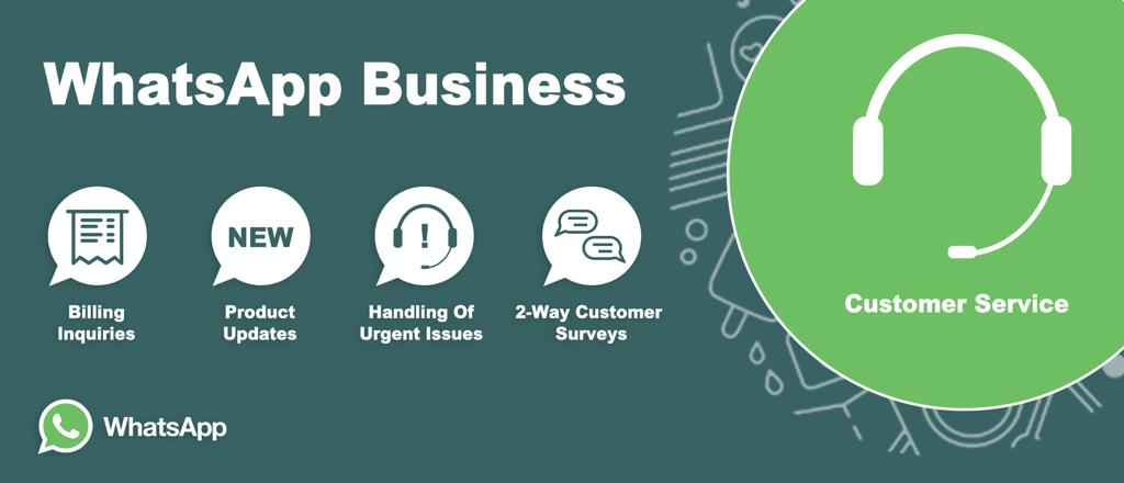 jangkau pelanggan dengan whatsapp business