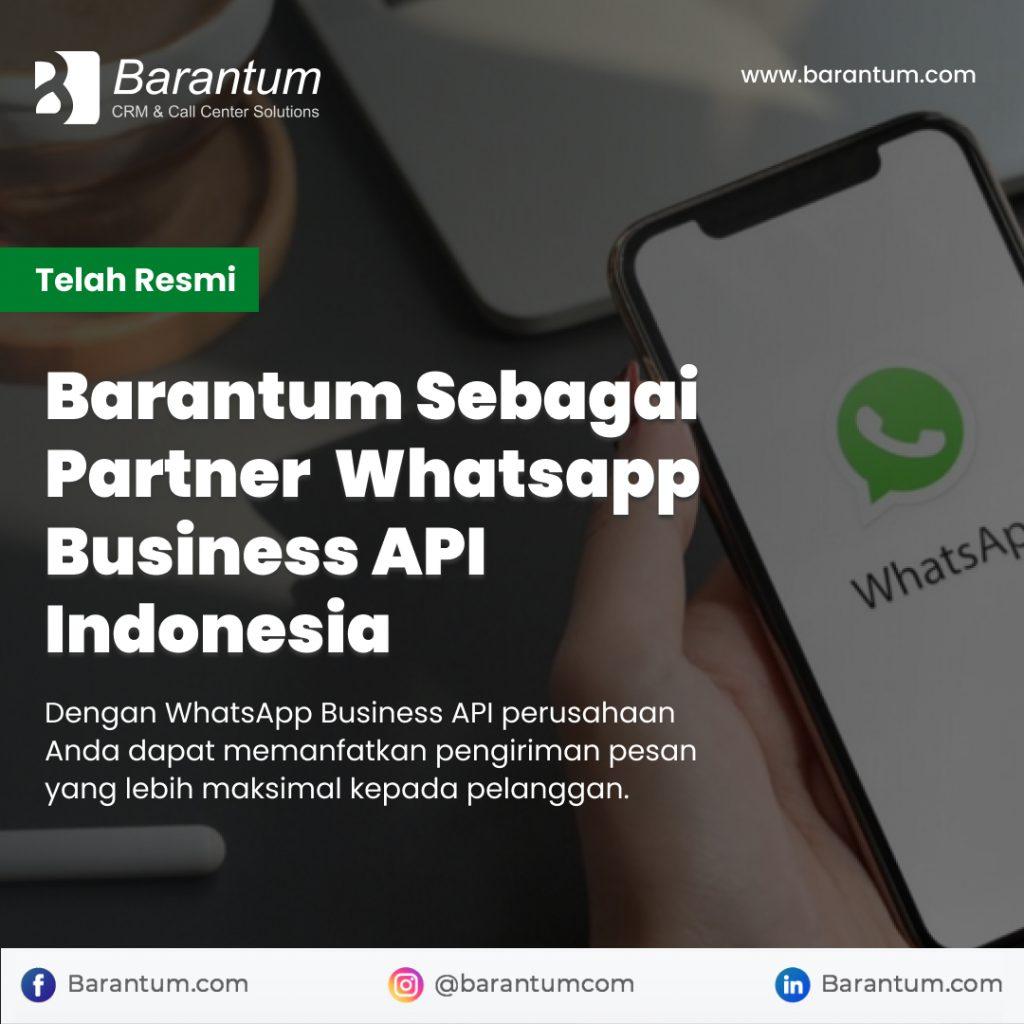 5 Fitur Khusus Whatsapp Business API