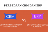 Bedanya CRM dan ERP